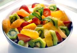 Фруктовый салат «Райский»