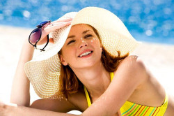 Правильный уход за кожей в летнее время года