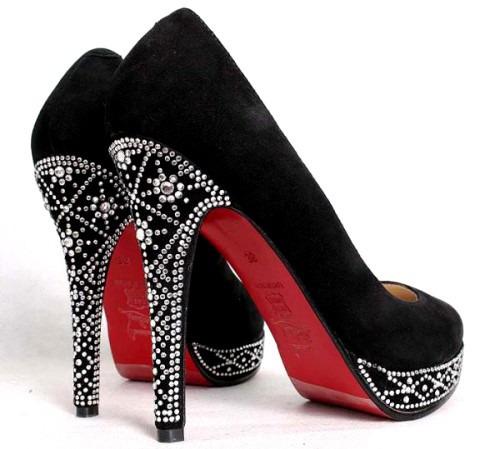 Всё о каблуках