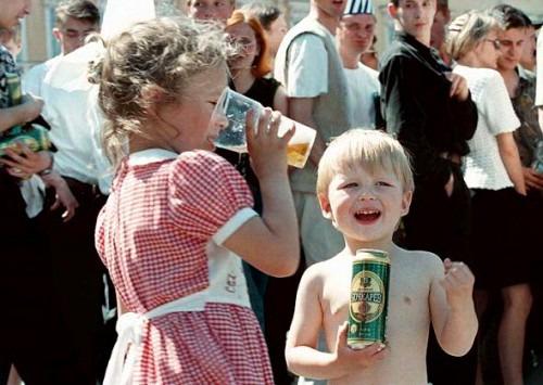 Последствия пивного алкоголизма