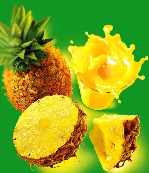 Как правильно выбрать ананас?