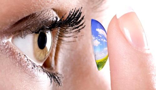 Советы по правильному ношению контактных линз