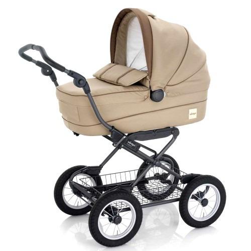 Как выбрать первую коляску для своего малыша