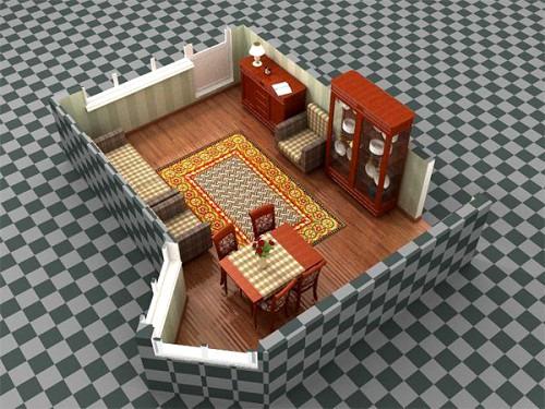 Куда девать журнальный столик или искусство расстановки мебель