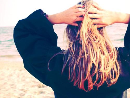 Волосы - мое украшение