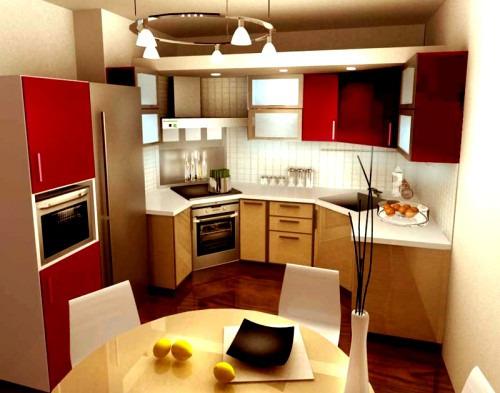 Как правильно организовать кухню?