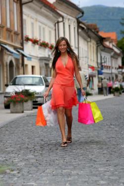 Женщины шопоголики или как я хожу в магазин