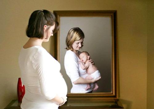 Как остаться красивой во время беременности?