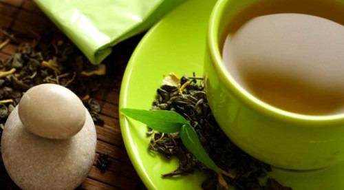 Зелёный чай в уходе за кожей