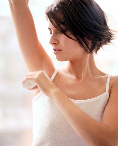 Основные вопросы о дезодорантах-антиперспирантах