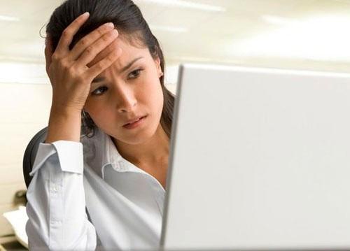 «Тяжелые»  условия работы в офисе