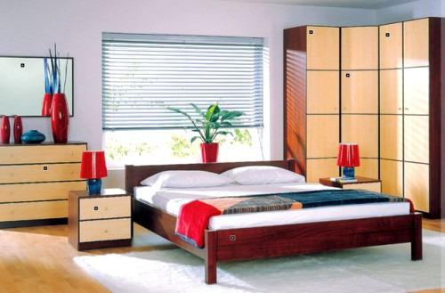 Какие следует использовать цвета в интерьере спальной комнаты