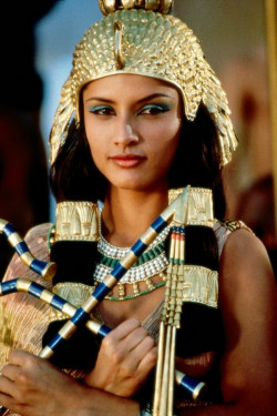 Секреты привлекательности Клеопатры