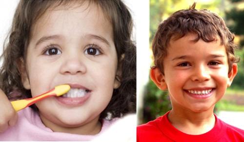 Нужно ли показывать ребенка стоматологу?