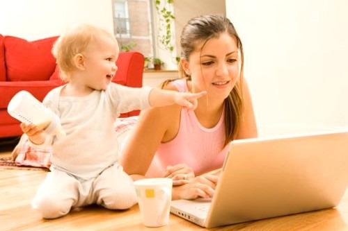 Работа на дому - плюсы и минусы
