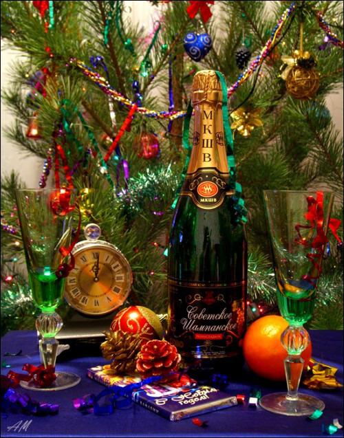И снова отметим.. «Старый» Новый год.