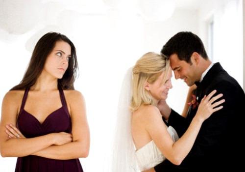 Любовь к женатому