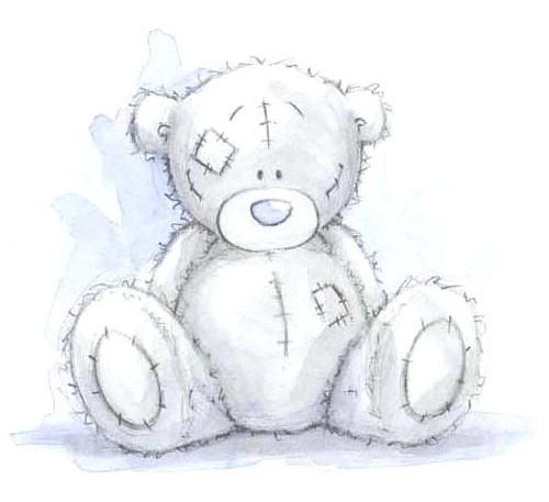 Мишка Тедди своими руками