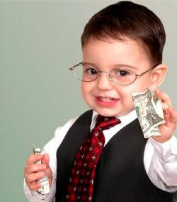 Нужны ли ребенку карманные деньги?