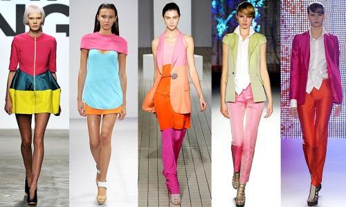 Модные тенденции летнего сезона