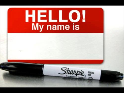 Не забывать своё имя