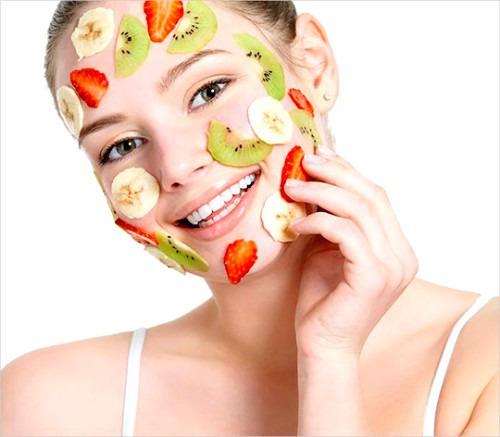 Отбеливание кожи лица. Ягодные и фруктовые маски