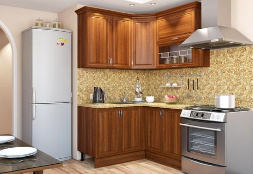 Классический стиль кухонного гарнитура