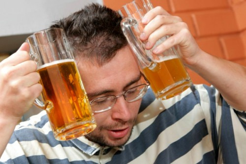 Алкоголизм или норма?
