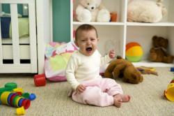 Как устранить детскую истерику?