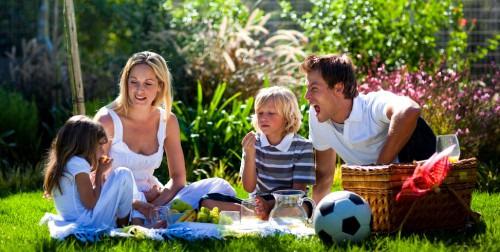 Правила поведения во время пикника