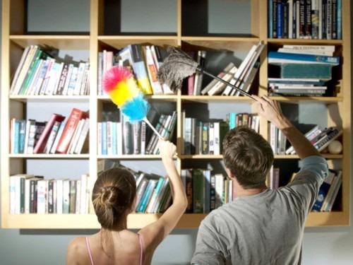 Кто должен заниматься уборкой дома