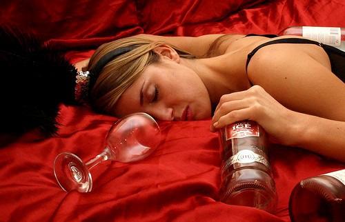 Что такое женский алкоголизм