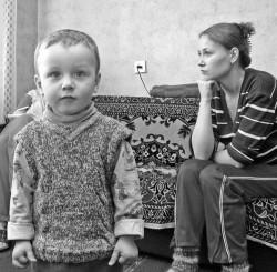Сложно ли воспитывать ребенка одной