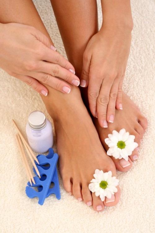 Лечение грибковых заболеваний ногтей
