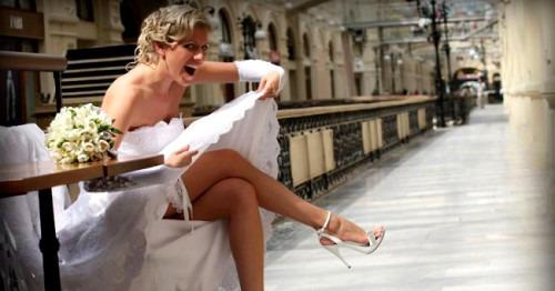 Туфельки невесты... Приметы и факты