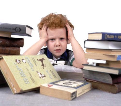 Ребенок не хочет читать