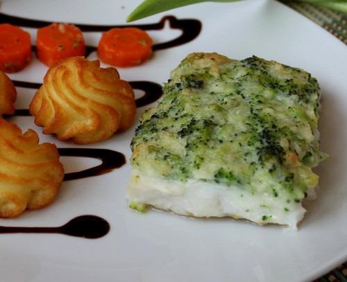 Салат из рыбы по-польски