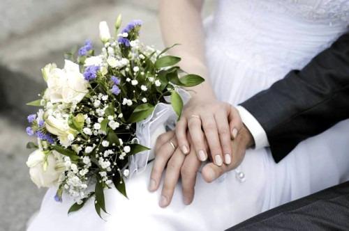 Руки невесты