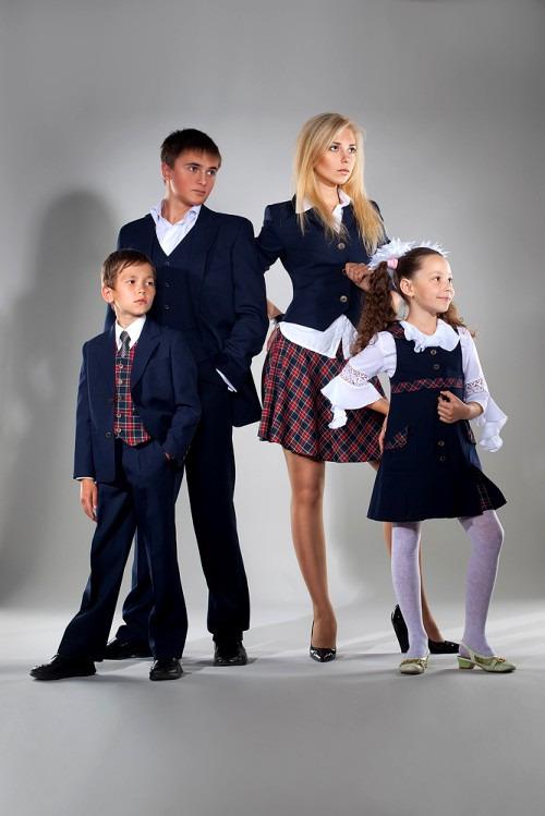 Школа и мода
