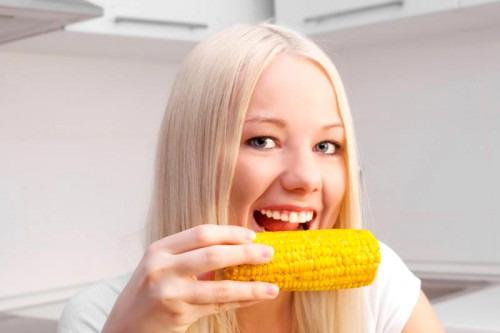 Худеем с помощью кукурузной диеты