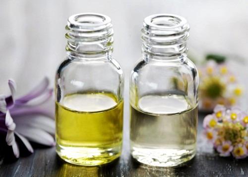 Эфирные и базовые масла