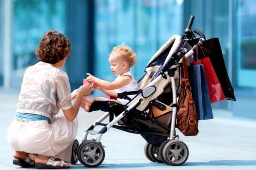 Выбор детской коляски - дело ответственное!