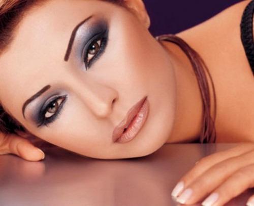 Модный макияж Smoky Eyes