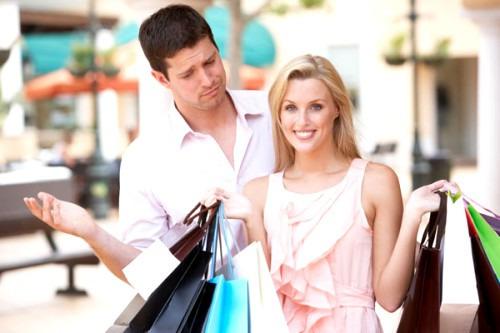 Хочешь узнать характер любимого - поведи его в магазин!
