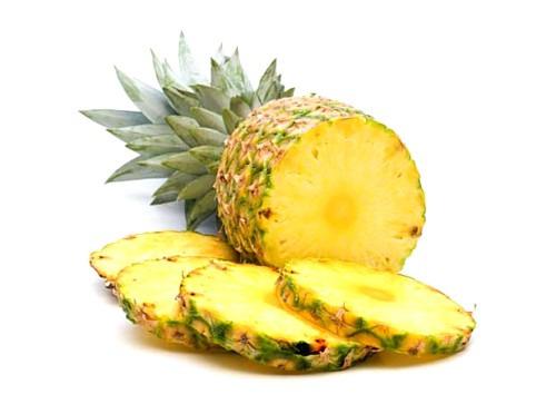 Худеем с помощью ананаса!