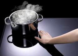 Про индукционные плиты