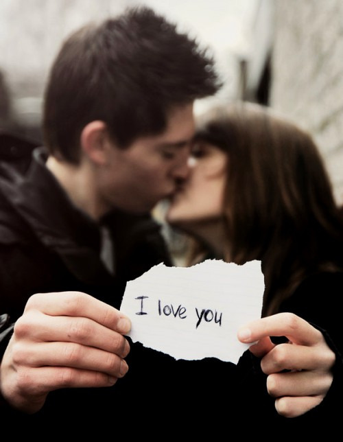 Уроки правильного целования