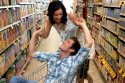 Ищем мужчину мечты в супермаркетах