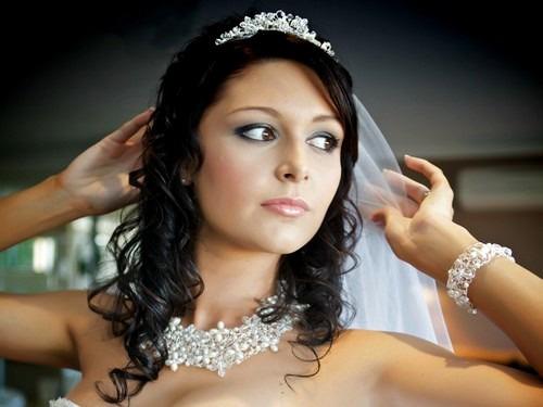 Украшения для молодой невесты