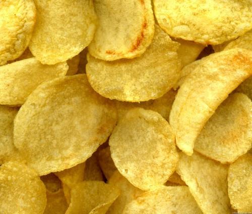 Вкусные чипсы своими руками